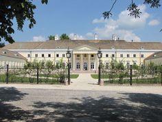 Csákvár,Esterházy kastély Capital Of Hungary, Homeland, Fashion History, Palace, Buildings, Castle, Europe, Mansions, House Styles