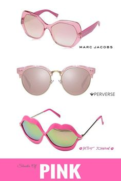 PINK designer sunglasses for summer. Some of my favorite PINK Amazon Prime Summer product finds.