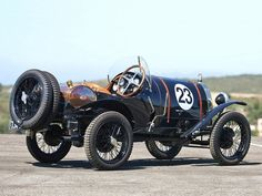 Bugatti Type 13 Brescia 1920.