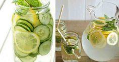 10 blahodárných účinků okurkové vody Pickles, Cucumber, Benefit, Food, Eten, Pickle, Pickling, Cauliflower, Meals