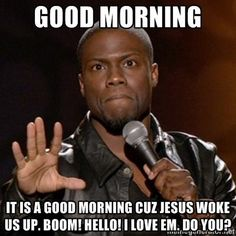 Love me some Kevin Hart!