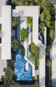Landscape Plane, Landscape Architecture Drawing, Landscape Elements, Modern Landscape Design, Landscape Concept, Garden Landscape Design, Concept Architecture, Modern Landscaping, Urban Landscape