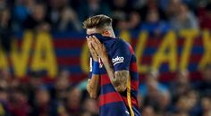 Bola : Messi 500 Gol, Barcelona Menyerah dari Valencia