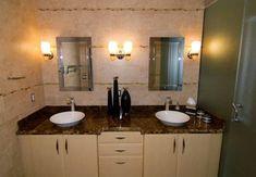 Amazing Small Bathroom Lighting Options Of Bathroom Vanities - Small bathroom lighting options