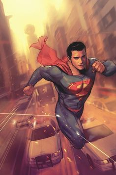 "DC COMICS (W) Peter J. Tomasi (A) Fernando Pasarin (CA) Ben Oliver ""Final Days"" continues-as two Supermen meet at last: pre-New 52 Superman meets the current Clark. A force seeking to end both Men of Marvel Dc Comics, Hq Marvel, Dc Comics Art, Batman E Superman, Superman Family, Superman Artwork, Superman Facts, Original Superman, Justice League"