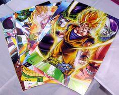 Dragon Ball Z Posters DBPT1880