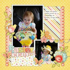 GingerScraps :: Kits :: Egg Hunt Digital Scrapbook Kit