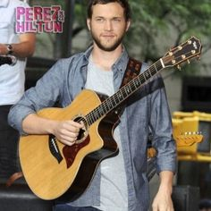 Phillip Phillips Seeks Break From Oppressive American Idol Producer - Nearly three years after winning American Idol, Phillip Phillips is attempting to declare his contract with the show's production company, 19 Entertainment, to be illegal,
