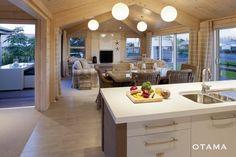 Show Homes in Waikato, Taranaki, Rotorua, Coromandel & More! Shells And Sand, Beautiful Forest, Interior Decorating, Interior Design, Dream Decor, My Dream Home, Home Kitchens, My House, Beach House