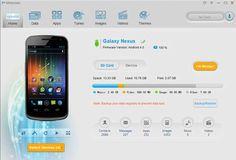 """""""Moborobo no es solo una potente aplicación desincronizado entre tu dispositivo móvil y ordenador, sino que también es una plataforma para realizar respaldos (datos de tu Smartphone), instalar aplicaciones, enviar SMS y personalizar tu móvil.  La sincronización la podrás hacer mediante una conexión Wi-Fi o por cable USB.  """""""