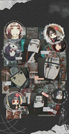Otaku Anime, Anime Naruto, Naruto Cute, Manga Anime, Madara Wallpaper, Naruto Wallpaper Iphone, Wallpaper Naruto Shippuden, Cute Anime Wallpaper, Itachi Uchiha