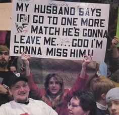 WWE Sign