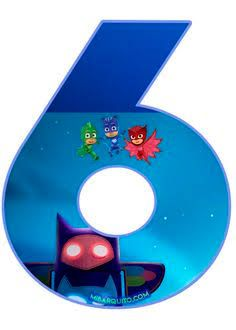 Resultado de imagem para pijama heroes printables Pjmask Party, Party Time, Pj Max, Ben Y Holly, Festa Pj Masks, 6th Birthday Cakes, Ideas Para Fiestas, Thomas And Friends, Letters And Numbers