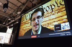 Snowden: 'tecnologia da NSA é a pior ameaça para os direitos civis'