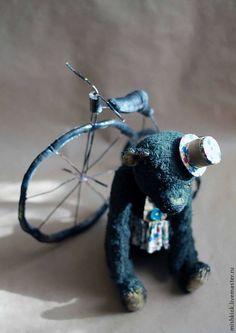Купить Мишка Тедди Артистка цирка - мишка, мишка тедди, винтажный мишка, мишка артист