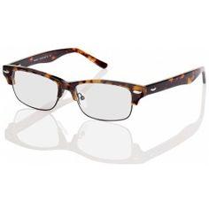Herren und Damen Brille Triest braun meliert aus Kunststoff Online kaufen