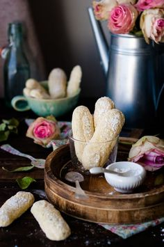 Homemade Ladyfinger Recipe - The Kitchen McCabe