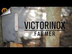Victorinox Farmer | Swiss Army Knife Multitool | Field Review - YouTube