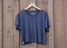 highstandardclothing.com - Dark Heather Boxy Tee, $20.00 (http://www.highstandardclothing.com/dark-heather-boxy-tee/)
