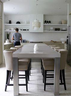 open shelving around range hood Kitchen Hood Design, Kitchen Hoods, Kitchen Designs, Kitchen Time, Kitchen Dining, Kitchen Ideas, Kitchen Cabinets In Bathroom, Kitchen Shelves, Kitchen Without Wall Units