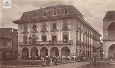 Panama, Casco Viejo 1875