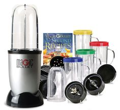 Magic Bullet 17 Piece Smoothie Maker Giveaway! | HealthToday.com: Healthy Lifestyle Blog