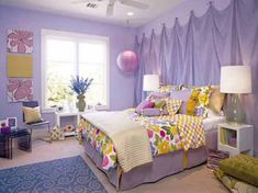 sweet purple themes teenage girl room ideas with comfortable bed furniture that have beautiful colorful rounded accessoriessweet modern teenage bedroom ideas bedrooms