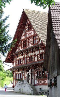 Eglihaus, Zurich, Switzerland