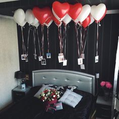 Trendy Ideas Birthday Surprise For Girlfriend Diy Gift Ideas Birthday Surprise For Girlfriend, Surprise Gifts For Him, Good Birthday Presents, Birthday Gifts For Boyfriend, Surprise Birthday, Valentines Surprise For Him, Romantic Boyfriend Birthday Ideas, Anniversary Surprise For Him, Birthday Present For Brother