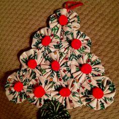 Yo Yo Christmas Ornament