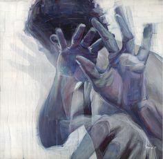 Paintings by David Agenjo