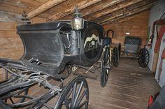 Highland Village Museum near Sydney, Canada.