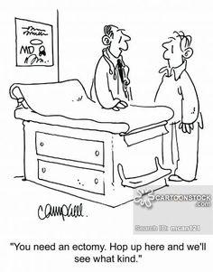 Výsledek obrázku pro medizin terminologie witze cartoons