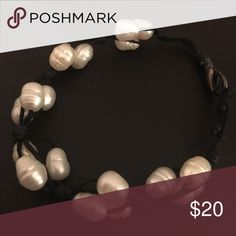 Pearl bracelet Pretty cultured pearls Jewelry Bracelets