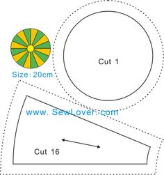 how to make a dresden plate template - 1000 images about dresden plate quilts on pinterest