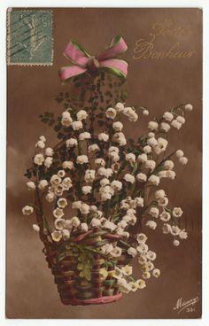 Postcards - Greetings & Congrads #  626 - Good Luck