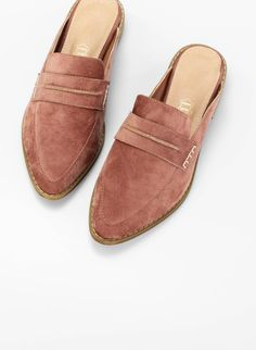 d656035dcb0c2c 70 Best Backless Loafers images