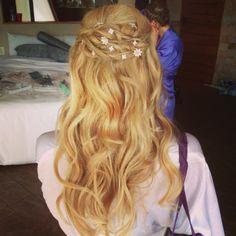 Unicra Bridal Wedding Hair Pins for Women and Girls (Pack of - Ideal Wedding Ideas Wedding Hair Pins, Wedding Updo, Wedding Hairstyles, Bridal Hair Accessories, Your Hair, Destination Wedding, Hair Makeup, Long Hair Styles, Beachy Waves