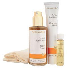 THE WIFE Guide: Non Toxic Acne Skincare, Dr. Hauschka