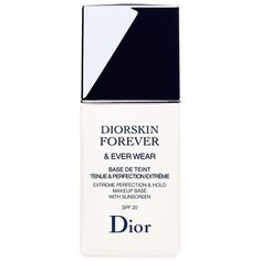 Dior Diorskin Forever and Ever Wear Extreme Perfection and Hold Makeup... ($45) ❤ liked on Polyvore featuring beauty products, makeup, face makeup, makeup primer, universal shade and christian dior