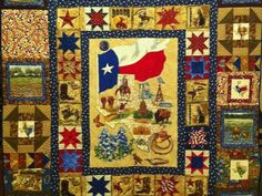 """Scott's Chapel Cemetery """"TEXAS"""" Quilt Raffle   Other - YouCaring.com"""
