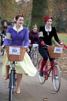 Tweed Run - London, UK (2011)