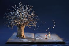 book-sculptures-su-blackwell- I couldn't pick my favorite ... these are amazing paper artworks