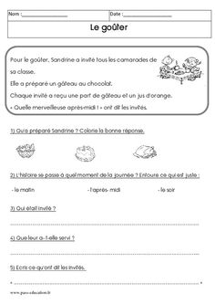 French Language Lessons, French Worksheets, French Education, French Grammar, Grammar Rules, French Resources, French Immersion, Teaching French, Learn French