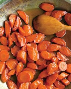 """See the """"Honey-Glazed Carrots"""" in our Quick Vegetable Side Dish Recipes gallery"""