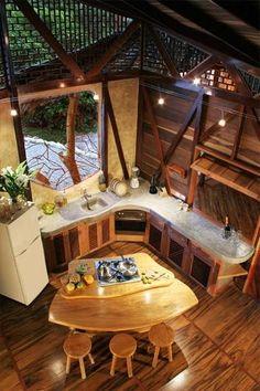 Great Escape: Tree House LodgeCosta Rica