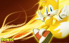 free wallpaper and screensavers for sonic the hedgehog  (Cloud Chester 1920x1200)