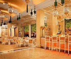 Wing Lei, Michelin star restaurant at The Wynn