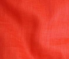 Portofino Linen - Orange