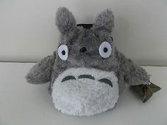 Totoro Rock Climbing Chalk Bag made from a child's plush toy - Awesome Chalk Bags, Rock Climbing Chalk Bag - Rock Climbing Chalk Bag, Rock Climbing Chalk Bag - climbing chalk bag, [product _type] - chalk bag, Awesome Chalk Bags - Awesome Chalk Bags